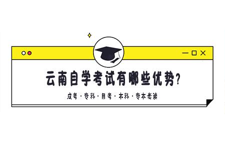 云南自学考试与其他学历提升方式相比有哪些优势?